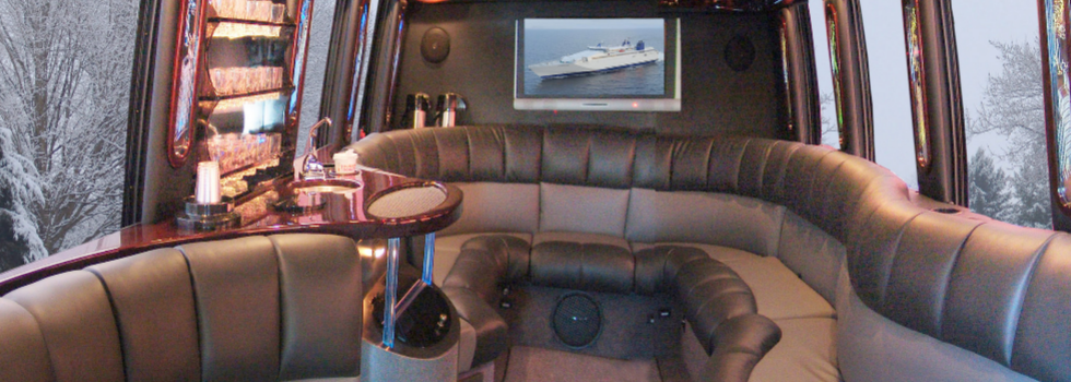 Over The Top Limo